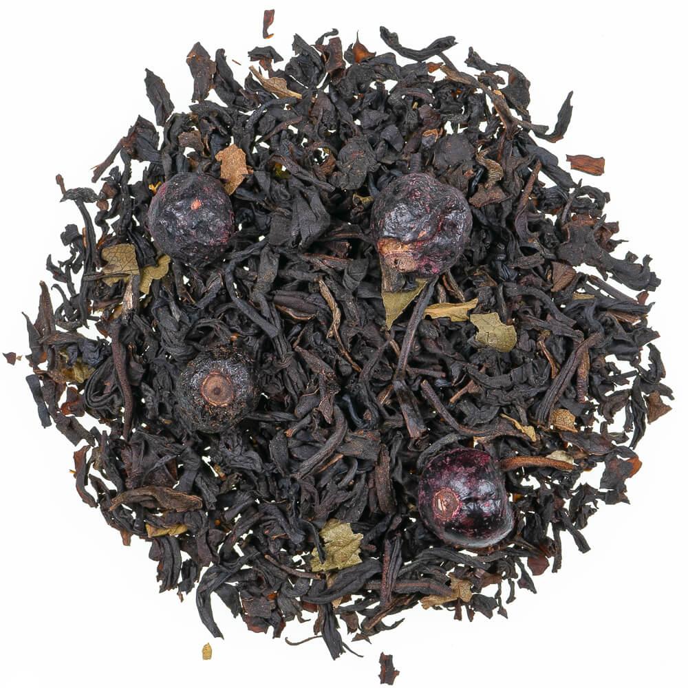 schwarzer Tee - Black Currant