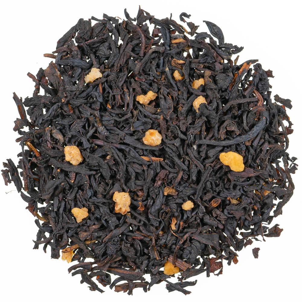 schwarzer Tee - Whisky Sahne
