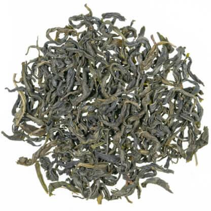 grüner Tee - Nebeltee