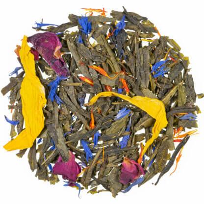 grüner Tee - Sonnenwiese