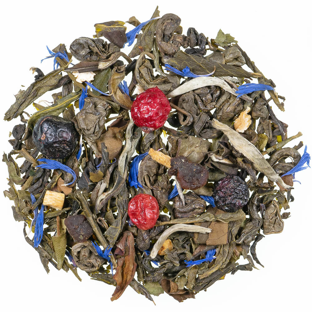 grüner Tee aromatisiert - Ewiges Leben
