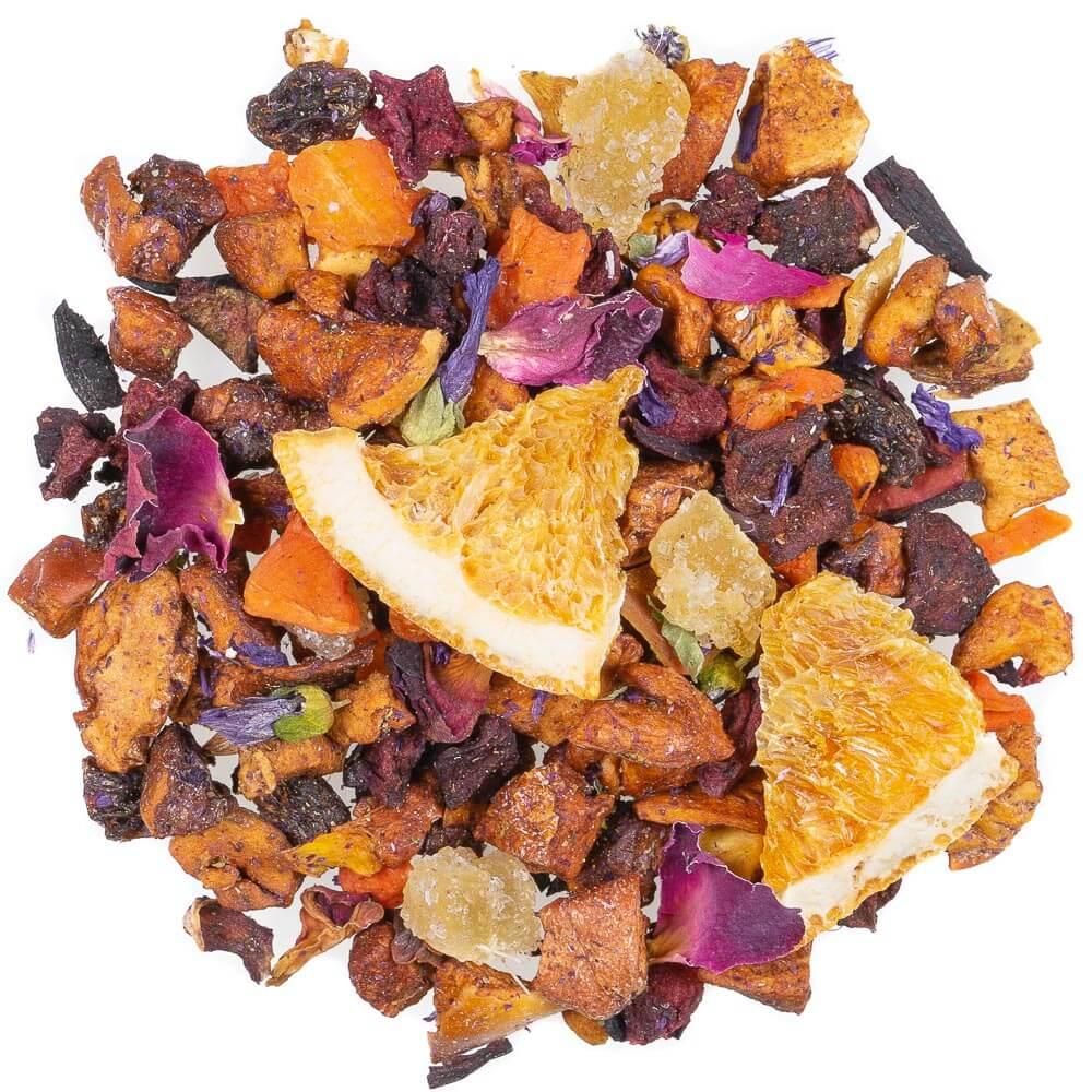 Früchtetee - Orange Ingwer